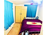 SHORT/Long TERM LET, NICE SINGLE ROOM, 2 weeks t any period. ENTRY Today best for 1 person.