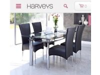 Harvey's Boat Table and Chairs