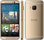 Refurbished: HTC One M9 32GB goud op goud