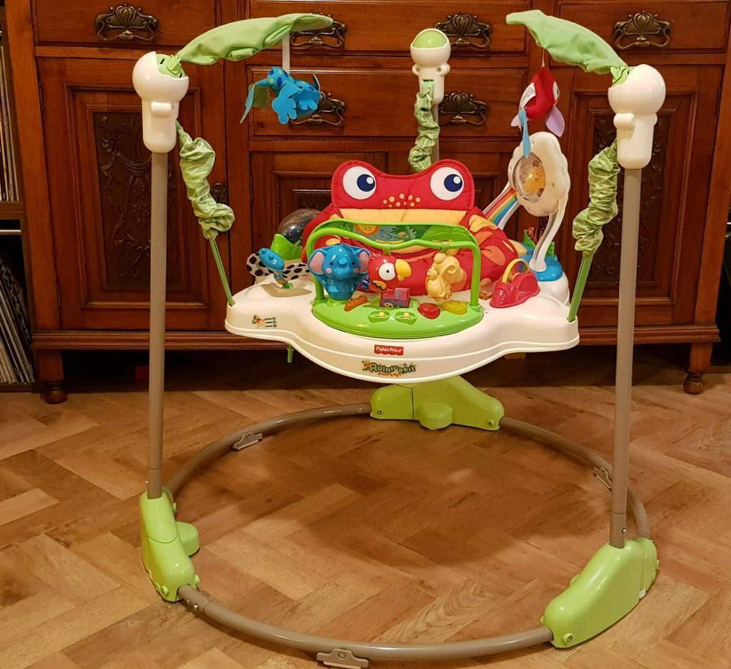 6c79e6c2197f Fisher-Price Rainforest Jumperoo Baby-bouncer