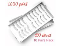 Wholesale price False Eyelashes / Fake Lashes / Job Lot Bargain / Great for resell