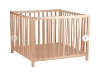 John Lewis BabyDan Playpen with play mat.