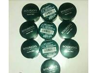 Wholesale job lot 50X bourjois eyeshadow