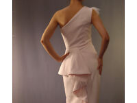 Fashion design, dressmaking, alterations for evening and bridal wear