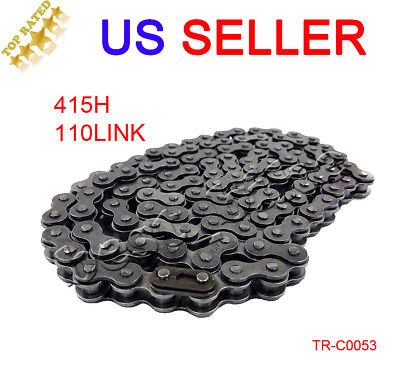 415H Chain Strengthen 2-Stroke 49cc 60cc 66cc 80cc Motorized bicycle Bike