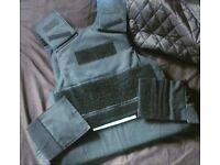 Kevlar L3 Stab & Bullet Proof Ballistic Body Armour Vest RRP £500