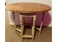 Small Gateleg Dining Table