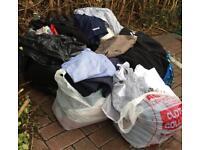 Men's & Women's Clothes Bundle