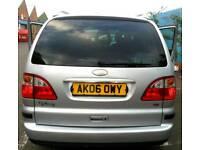 2006 Ford Galaxy Ghia
