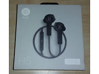 B&O PLAY by Bang & Olufsen Beoplay H5 Wireless Bluetooth Earphones Black