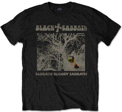 Black Sabbath 'Bloody Sabbath Vintage' T-Shirt - NEW & OFFICIAL!