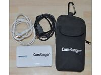 CamRanger Wireless Camera Control for Nikon or Canon