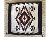 Navajo Saddle Rug