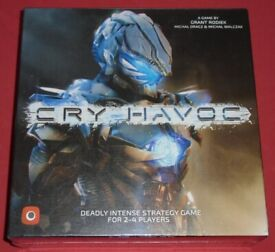 'Cry Havoc' Board Game (new)