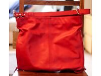 Pelle Al Vegetale, Real Leather Italian Handbag/Shopper Bag - Brand New With Tags