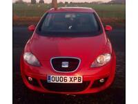 2006 SEAT TOLEDO 1.9 TDI 105 BHP (VOLKSWAGEN SEAT ALTEA SEAT LEON) MOT 27.5.17 BLUETOOTH MP3