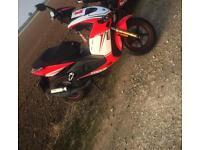 Neco GPX 50cc Moped