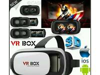 VR BOX HEADSET IPHONE AND ANDROID