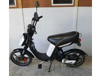 Eskuta electric bicycle - electric scooter