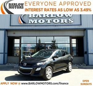 2012 Mazda CX-7 GS AWD*EVERYONE APPROVED* APPLY NOW DRIVE NOW.