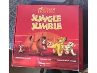 Disney Lion King - Jungle Jumble Board Game