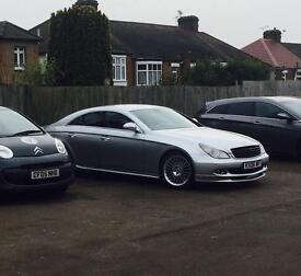 Mercedes Cls D6 Brabus