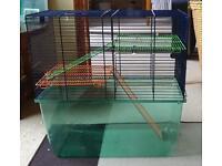 Large gerbil (or hamster) cage / gerbilarium