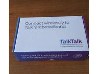 Brand new TalkTalk Wireless Router Kit