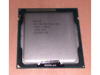 Intel Pentium G840 2 x 2.8GHz 3MB cache processor + AKASA cooling