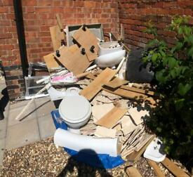 Rubbish removal, licensed Waste removal , House clearance