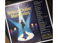 Million dollar memories greatest hits. 9 vinyl records.