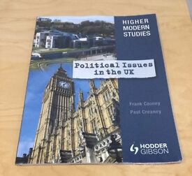 Higher Modern Studies - Political Issues in the UK