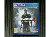 Uncharted 4 swap for witcher