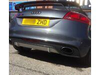 Audi TT s-tronic TTRS