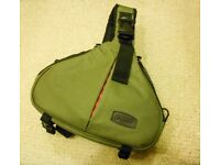 CADEN CANVAS CAMERA SHOULDER BAG