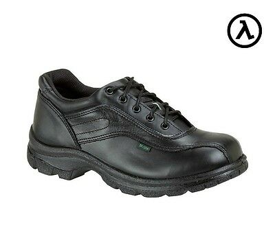 THOROGOOD UNIFORM SOFTSTREETS DOUDLE TRACK OXFORD ST SHOES 804-6908 - ALL SIZES ()