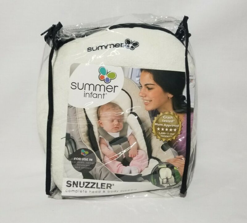 Summer Infant Snuzzler Complete Head and Body Support From Birth - 1 Yr NEW!
