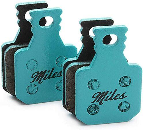 Miles Racing Brake Pads for MAGURA MT7 (4pcs) Disc Brakes in Road, MTB, E-MTB