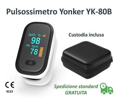 Oxímetro de Pulso De Dedo, Oxímetro, ,Profesional, Oled , Ce , YK-80B
