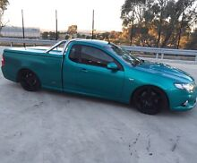 Xr8 fg ute 2008 Campbell North Canberra Preview