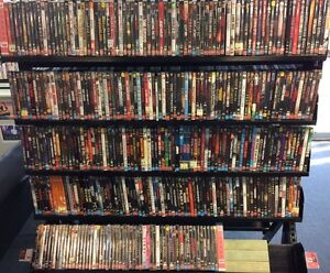 NSW Colour TV DVD Library - Horror movie collection New Lambton Newcastle Area Preview