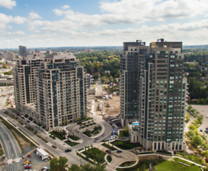 Spacious Two Bedroom with Amazing Corner View of Waterloo Park
