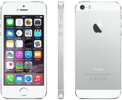 6 von 6 : Apple iPhone 5S - GSM Unlocked - 16GB 32GB 64GB - Gold Gray Silver - Smartphone • 70,66 €