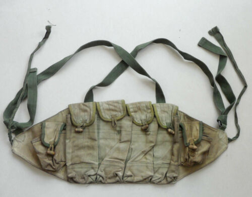 Chinese Type 81 Chest Rig Ammo Pouch 7.62 30 Rounds Mag Pouch Pack Marked-11045