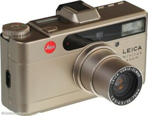 Leica Minilux Zoom 35mm Film