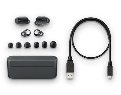 Sony WF-1000X Bluetooth Wireless Noise-Canceling In-Ear Earphones w Mic WARRANTY