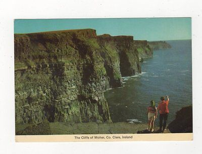 Cliffs Of Moher Co Clare Postcard Ireland 583a