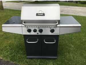 Broil Mate 4- burner barbecue