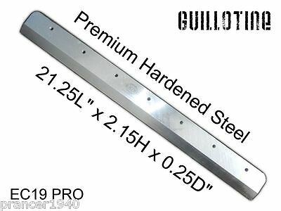 New Cutting Knife Blade For Guillotine Ec19 Pro Electric Paper Cutter