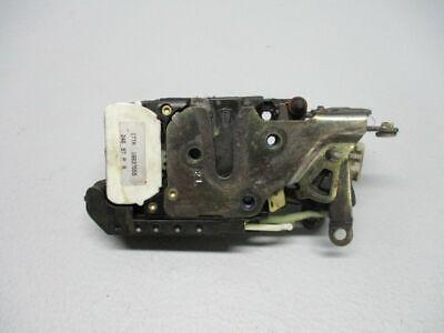 Chevrolet Blazer S10 4.3 V6 AWD Door Lock Left Front 16637559 comprar usado  Enviando para Brazil